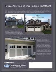 Elite Garage Door by Therma Elite Northwest Door Valleygaragedoors