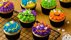 scary cupcakes recipe bettycrocker