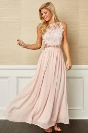 blush maxi dress elegance of beauty blush pink lace maxi dress at reddressboutique