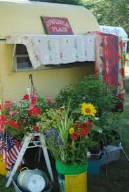 Vintage Travel Trailer Awnings 200 Best Travel Trailer Awnings Images On Pinterest Trailer