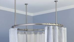 Ikea Ceiling Curtain Track Ceilingnted Curtain Rods For Modern Brilliant Conceptnt Track
