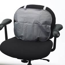 Back Support Pillow For Office Chair The Best Lumbar Support Cushion For Office Chair