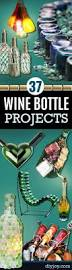 Home Decorating Craft Projects 37 Amazing Diy Wine Bottle Crafts Wine Bottle Crafts Light