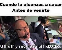 Uf Memes - uf casi la cago v meme by charly22 memedroid
