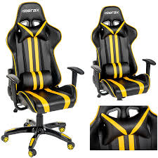 Desk Gaming Chair by Merax Big And Tall Gaming Chair Home Chair Decoration