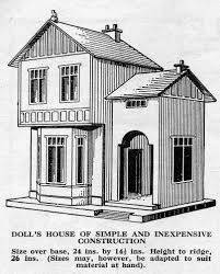 Tudor House Plans With Photos by Tudor Style Dolls House Plans House List Disign