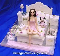 wake up u0026 smell the roses u2013 girls 21st birthday cake imaginative