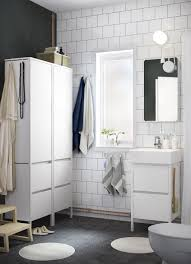 Lillangen Bathroom Remodel Ikea Hackers Ikea Hackers by Ikea Small Bathrooms A Small White Bathroom With A High Cabinet