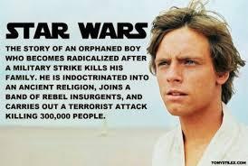 Luke Meme - luke the terrorist explainafilmplotbadly know your meme