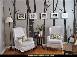 Birch Tree Decor Decorating Theme Bedrooms Maries Manor Tree Murals Tree Wall