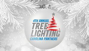 panthers to host fourth annual tree lighting