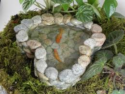 Backyard Pond Supplies by Fairy Garden Ideas And Miniature Gardening Trends