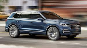 volkswagen touareg 2016 vw u0027s t prime gte concept previews the new touareg top gear