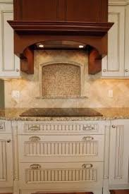 Oven Backsplash Custom Kitchen Backsplash And I Would Kill For That Oven