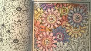 asmr magic garden coloring book 2 pt 3