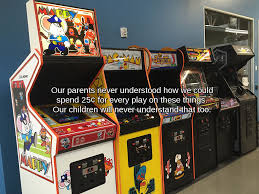 Arcade Meme - playing on the arcades gaming know your meme