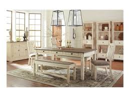 dining room chest of drawers signature design by ashley bolanburg casual dining room group