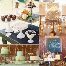 wedding dessert table ideas popsugar food