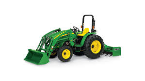 compact utility tractor 4044r john deere us