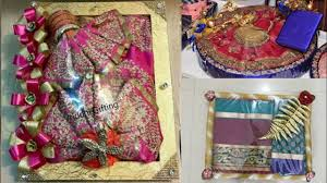 Saree Packing Design