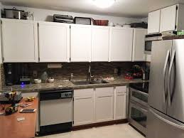kitchen renovations with oak cabinets our 281 kitchen remodel tastes lovely