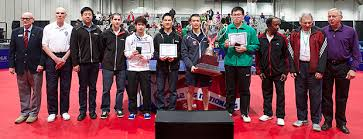 Us Table Tennis Team 2012 U S Nationals Results The Serve