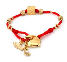 red string bracelet with charm images Kabbalah amulets red kabbalah amulet bracelet amulets gifts jpg