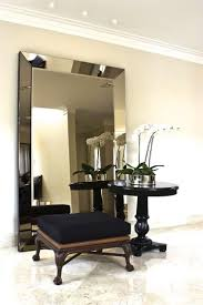 Bevelled Floor Mirror by 112 Best Espelhos Images On Pinterest Wall Mirrors Decorative