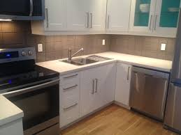 how to do a backsplash in kitchen backsplash removal how not to do it storefront