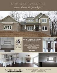 new homes available by mitch harris building company inc by