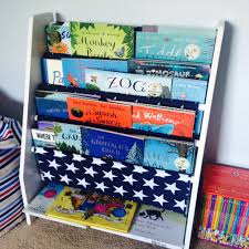 White Sling Bookcase by Review Sling Bookcase Great Little Trading Life As Our Little