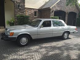 mercedes benz 450sel for sale hemmings motor news