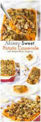 vegetarian thanksgiving casserole vegan sweet potato casserole with maple pecan topping recipe