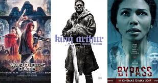 movies out today 12 may 2017