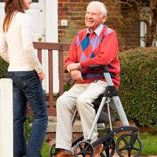 senior walkers with seat the ultimate guide to buying a rolling walker health hacks
