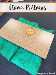 kindergarten is grrreat 18 flexible seating ideas for your