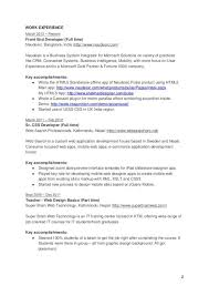 Resume For Computer Teacher College Admission Essay Online Volunteering Enviromental Issues