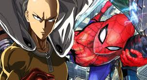 one punch man one punch man illustrator inks the best spider man homecoming