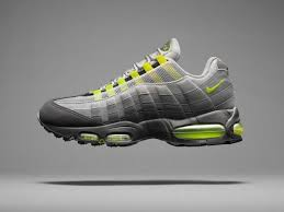 20 things you didn t know about the nike air max 95 complex