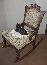 Rocking Chair Antique Styles Petite Antique Eastlake Rocking Chair Victorian Ladies U0027 Sewing Or