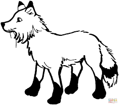 free coloring coloring pages fox dominatepreforeclosures com