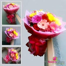 gerbera bouquet the flowers express philippines send flowers with feelings