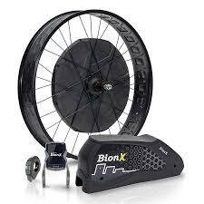 bionx d500 dv fat bike bike depot