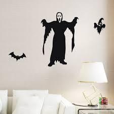 home decor wall art aya diy wall stickers wall decals halloween