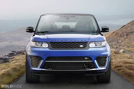 range rover sport 2015 2015 range rover sport svr the most powerful land rover ever