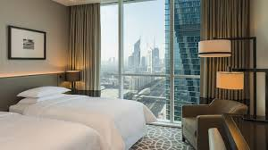 chambre d hotel dubai dubai sheraton grand hotel à dubaï hôtel 5 hrs étoiles