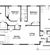 Ranch Floor Plans With Basement by House Plans Ranch House Plans Ranch Style Floor Plans Basement