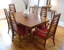 leighton dining room set dining room set luxury mid century modern dining room set at epoch