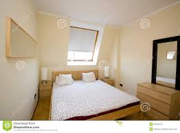 simple bedroom stock photography image 22520152