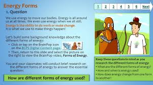 forms of energy ppt 6th grade vanguard energy etf